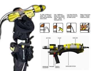 bazooka du pompier