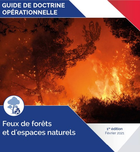 """GDO """" feux de forêts et d"""