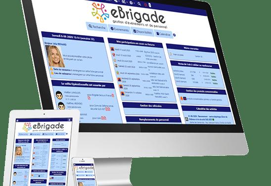 Découvrez eBrigade : l'outil digital de gestion pour sapeurs-pompiers