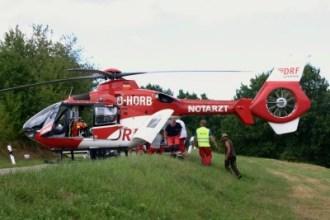 Rettungshubschrauber DRF