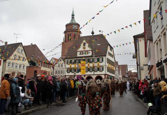 Narrensprung in Weil der Stadt – Fotogalerie