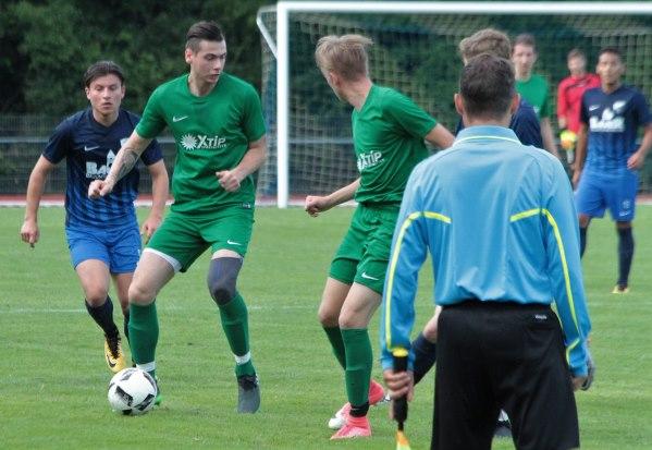 Aufstiegsspiel zur B-Klasse Pforzheim 1.FC Steinegg vs TSV Grunbach II – Fotogalerie