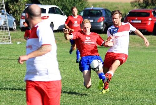 TSV Mühlhausen erkämpft sich Unentschieden