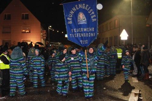 20. Nachtumzug Narrenbund Schellau – Fotogalerie