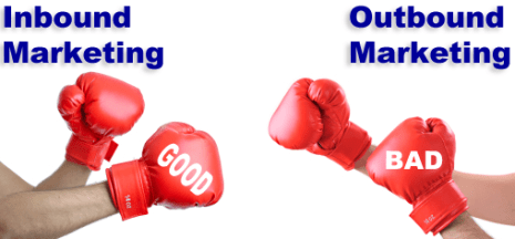 marketing outbound vs marketing inbound