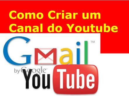 Como Criar um Canal no Youtube (Criar Conta no Youtube)
