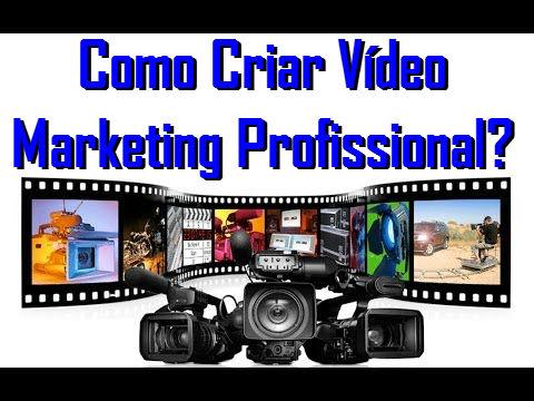 estratégias de marketing para criar vídeos profissionais