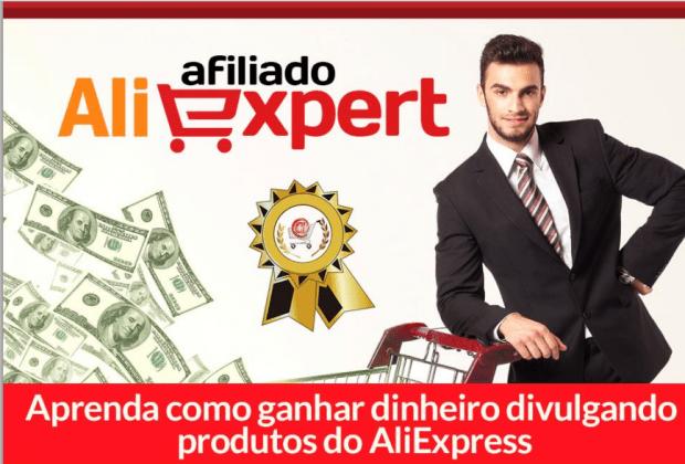 afiliado aliexpress Universidade de Afiliados AliExpert