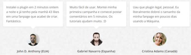 máquina de fãs - Fernando Nogueira