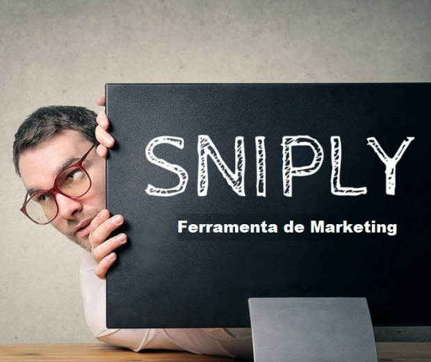 sniply - ferramentas de marketing digital