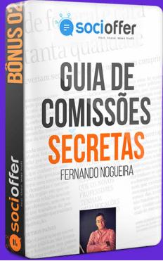 bônus socioffer guia de comissões secretas