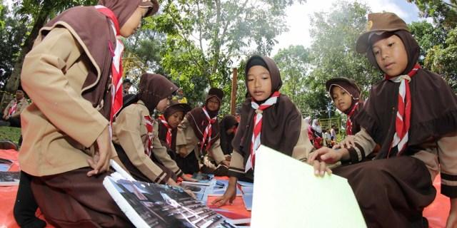 Pesta Pramuka Siaga Kwarcab Kota Solok Tahun 2018
