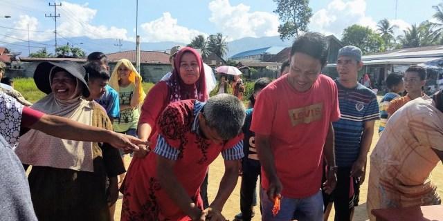 Kemeriahan HUT RI ke-73 di Kel. Tanjung Paku