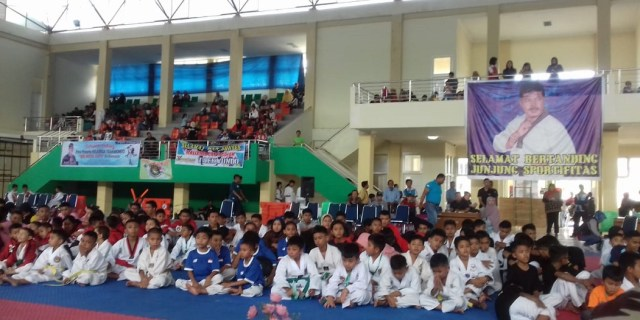 Kejurda Taekwondo Walikota Cup II : Kota Solok Raih 16 Medali