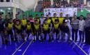 PORKOT 2019 : Tim Futsal Kelurahan Simpang Rumbio Melaju ke Babak Semifinal