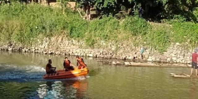 3 Anak Terseret Arus Batang Lembang, 1 Ditemukan Meninggal