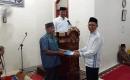 Masjid Baitul Agung Kedatangan Tim Safari Ramadan Pemko Solok
