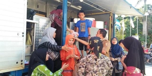 Dinsos Siapkan Paket Makanan Berbuka Bagi Kaum Dhuafa