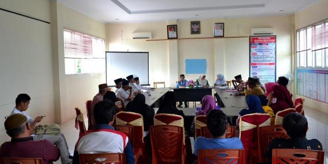 Kelurahan Sinapa Piliang Gelar Pemilihan Ketua LPMK