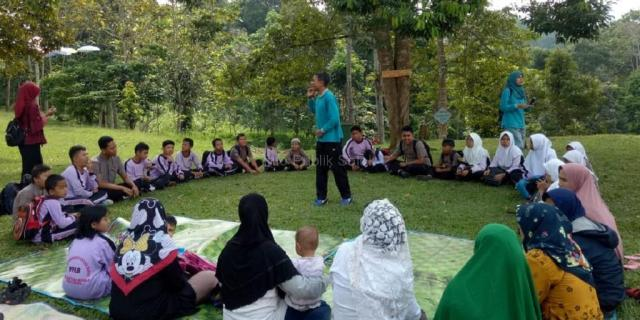 Kelurahan Simpang Rumbio Gelar Sosialisasi Penyandang Disabilitas