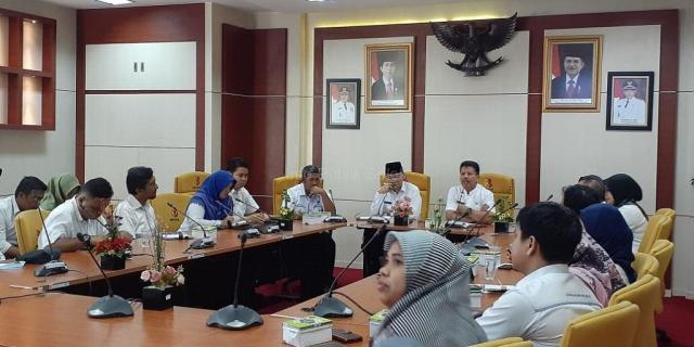Pemko Solok Evaluasi Pelaksanaan Sistem Pemerintahan Berbasis Elektronik