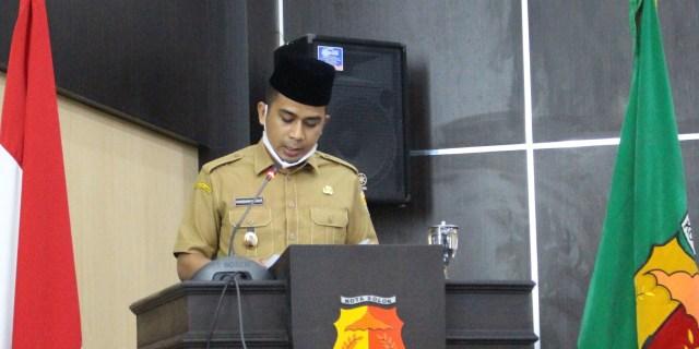 Wakil Walikota Solok Tanggapi Pandangan Umum Fraksi DPRD
