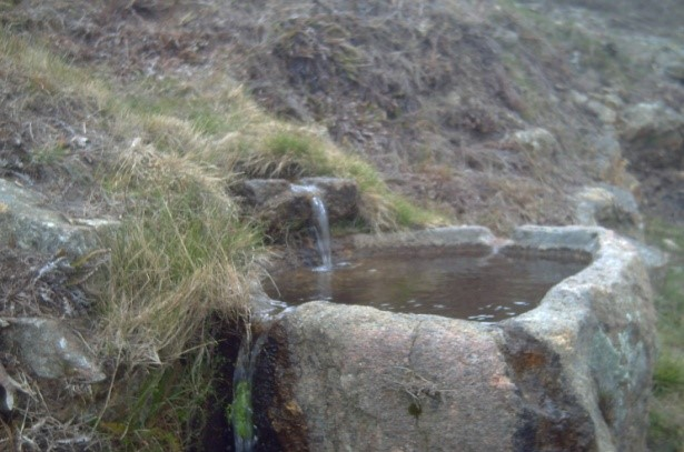 Fuente Arroyo de San Blas, Gata,, Extremadura, Turismo, Cáceres, Sierra de Gata, Raya, Raia, Portugal