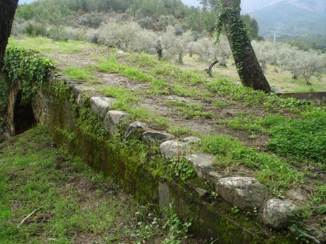 Puente romano, sierra de gata, turismo, portugal, raya,
