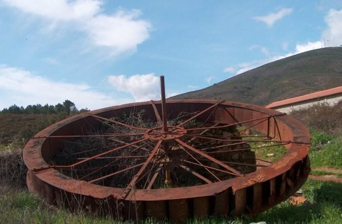 noria, torre de don miguel, sierra de gata, turismo, raya, raia, turismo rural