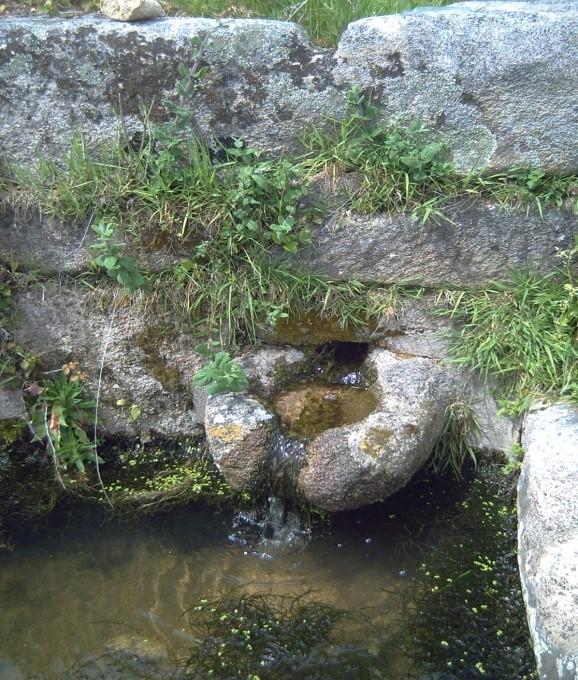 venero, fuente antigua, villamiel, sierra de gata, turismo, raia, raya