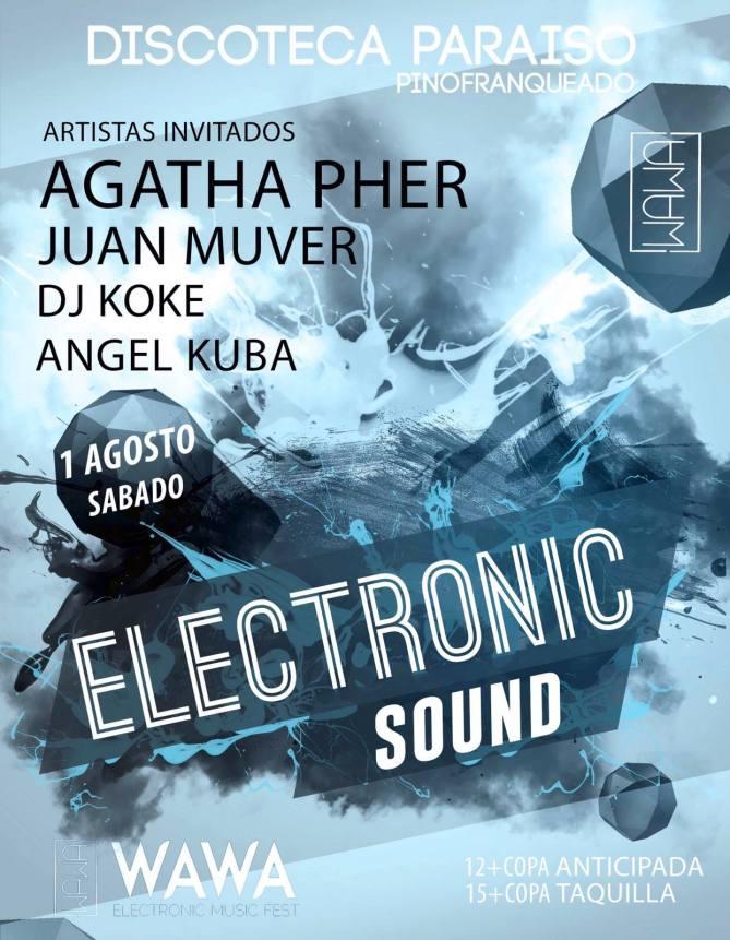 Wawa Electronic Music Fest, Agatha Pher