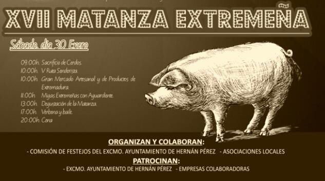 Matanza Tradicional Extremadura