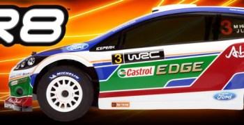 Ford Fiesta WRC de HPI