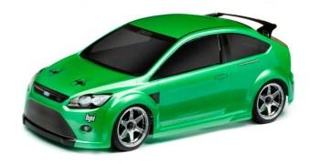Carroceria Ford Focus RS de HPI Racing
