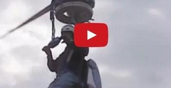 Helicoptero unipersonal
