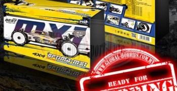 Ya en venta el Pro Speed Optima MX1 Buggy