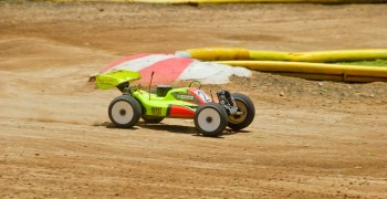 Sexta carrera del Campeonato de Las Palmas 1/8 TT Gas