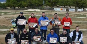 Jorge Fernández, bicampeón de Aragón 1/8 TT Gas 2014