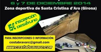 6 y 7 de Diciembre, inauguración del circuito Club Costa Brava RC