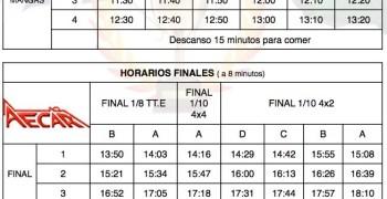 Este finde: Horarios y series de la Andalucía EP Super Cup Off Road 2015