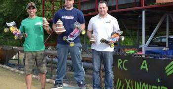 Cronica: Segunda prueba del Campeonato Gallego 1/10 TT E, por Javier Vázquez