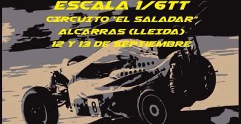 12 y 13 de Septiembre, Open de España 2015 1/6 TT – Alcarràs