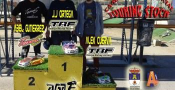 Resultados - IV Prueba Touring Stock campeonato de Granada