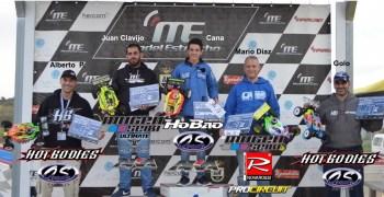 Resultados - Cuarta prueba Modelestrecho Race 2015
