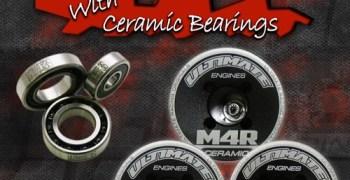 Ultimate - Nueva gama de motores con rodamientos cerámicos