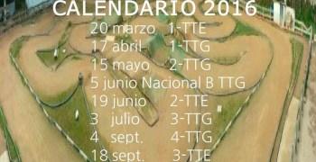 Calendario de carreras Club Avar Eztanda