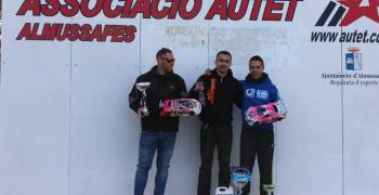Crónica - Campeonato de España de 1/10 Touring Gas en Almussafes. Por Johnny Pastor