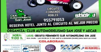 Este finde - Segunda prueba EP Supercup Andalucía