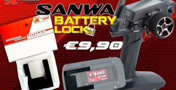 Showgame - Battery lock, para que tus pilas no queden sueltas dentro de la emisora