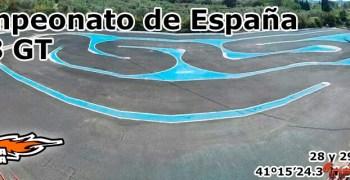 28 y 29 de Mayo - Primera prueba del Campeonato de España 1/8 GT en RC Santa Oliva